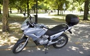 Moto 125 cm3